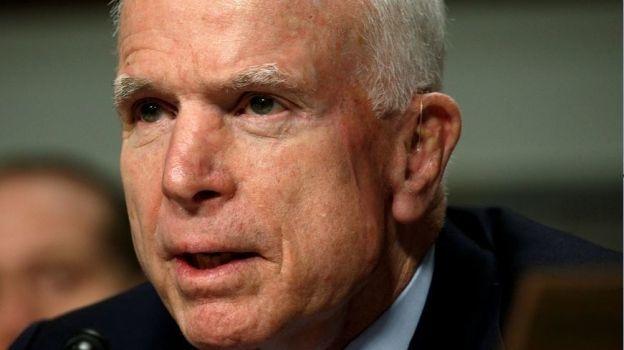 McCain desea volver a trabajar pronto