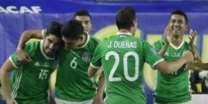 México, semifinalista