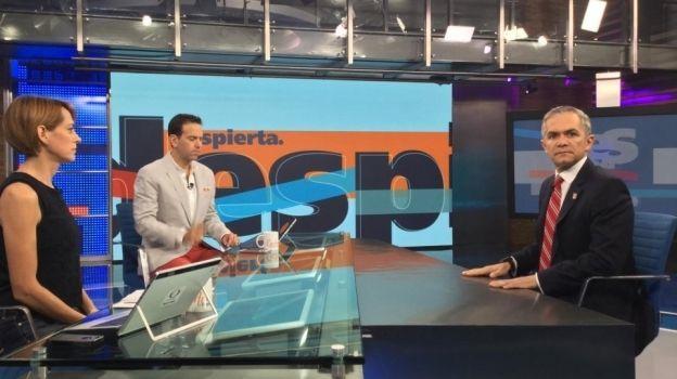 Miguel Ángel Mancera habla del operativo en Tláhuac