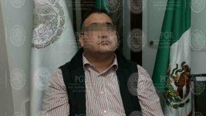 Javier Duarte permanece en el Reclusorio Norte de la CDMX