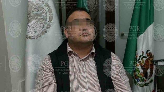 Juez vincula a proceso a Javier Duarte, exgobernador de Veracruz