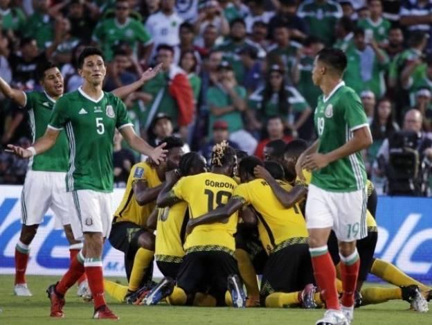 México se va en semifinales por tercera vez