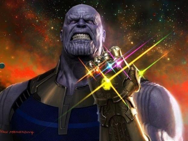 ¡Mira el primer póster de 'Avengers: infinity war'!