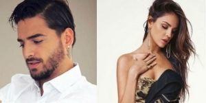 El 'Pretty Boy' Maluma seduce a la sexy Eiza González