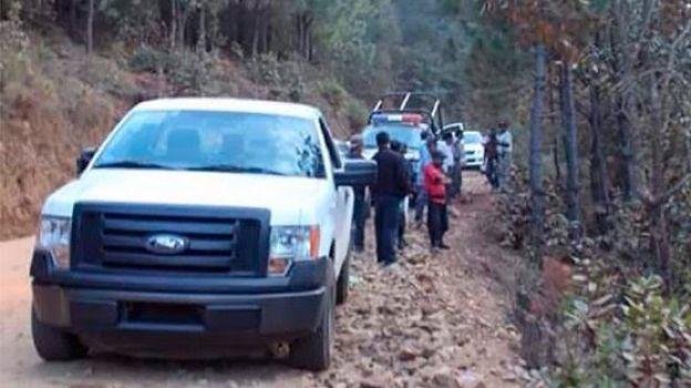 Matan a siete durante asalto a vehículo de Prospera en Guerrero