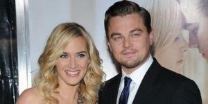 Leonardo DiCaprio y Kate Winslet otra vez juntos