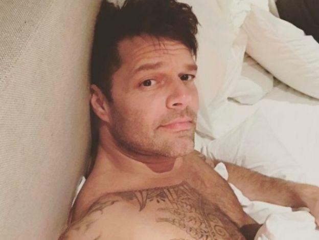 Ricky Martin publica su ropa interior