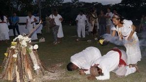 Los mayas reciben el año 'Semilla', el 5, 125 en su cosmogonía