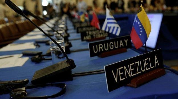 Trece países de la OEA exigen a Maduro suspender la Constituyente