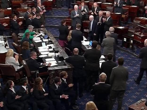Senado rechaza segundo proyecto para derogar el Obamacare