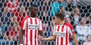 Hirving Lozano debuta con un PSV en apuros