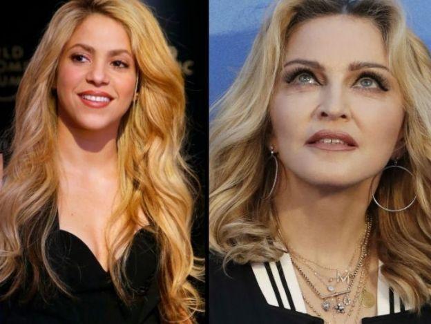 Gemelas de Madonna versionan canción de Shakira