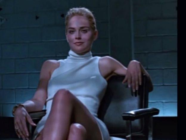 Así fue la audición de Sharon Stone para 'Bajos instintos'