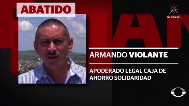 Asesinan a Armando Violante, vinculado a fraude contra empleados de Pemex en Veracruz