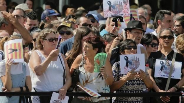 Víctimas de atentados en Cataluña son de más de 30 países