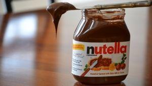 Se roban 20 toneladas de Nutella