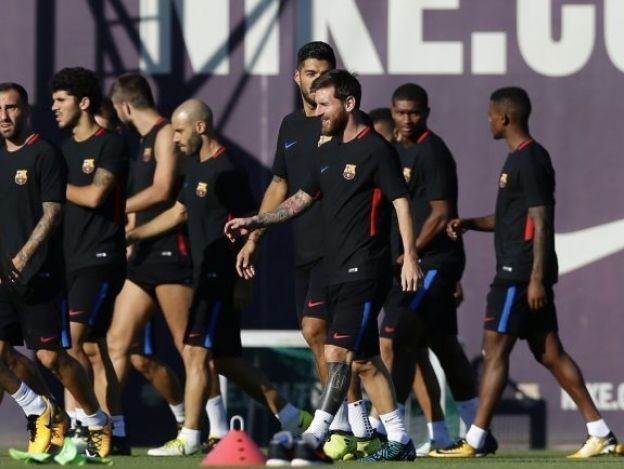 Barcelona usará uniforme especial