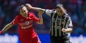 Toluca y Necaxa empatan sin goles