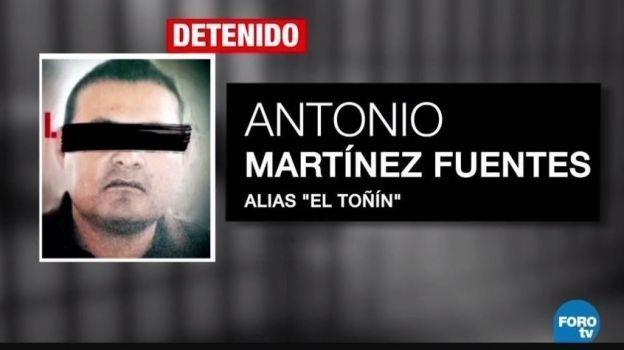 Detienen en Puebla a 'El Toñín', líder de huachicoleros