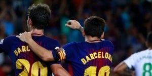 Triunfo por la ciudad de Barcelona