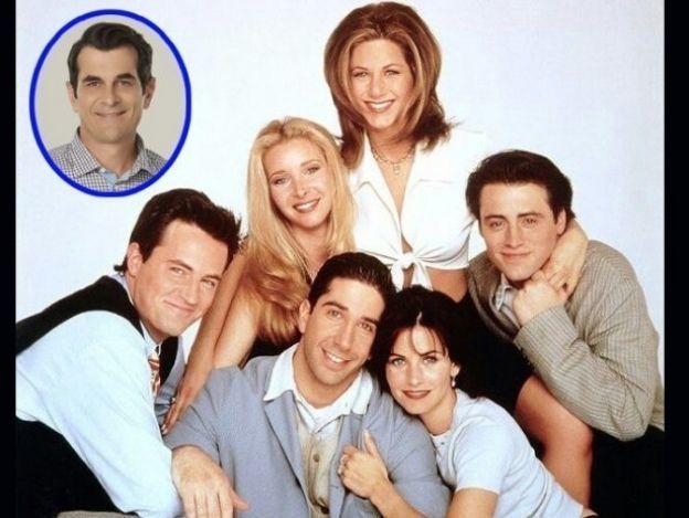 Actor de 'Friends' casi protagoniza 'Modern family'