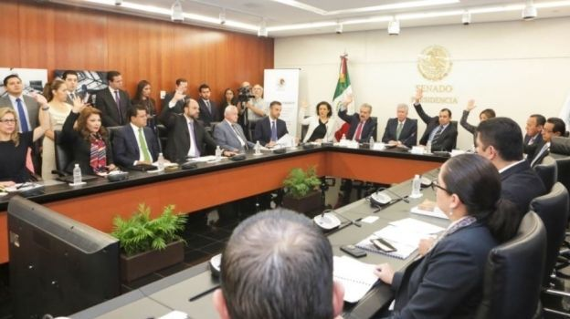 Ruiz Esparza comparece ante legisladores por Paso Express
