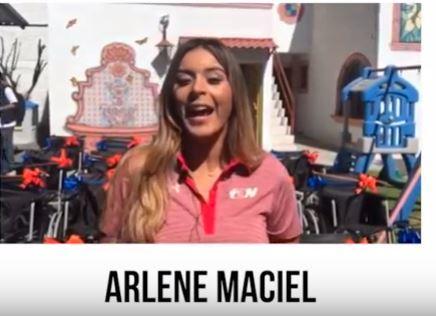 Arlene Maciel cuenta cómo cada gol beneficia a México
