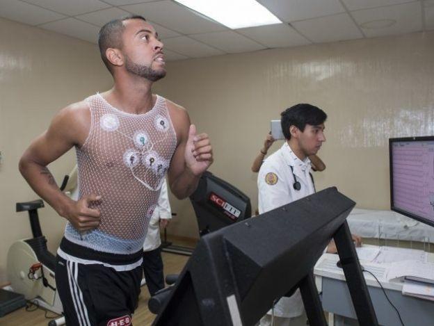 Llegó Rafael Carioca a Monterrey