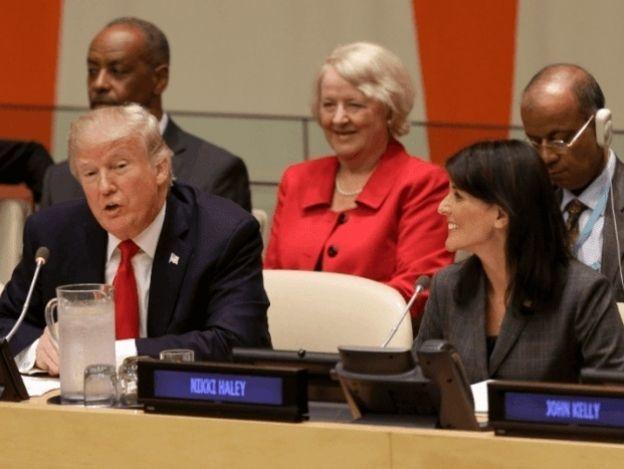 Trump: ONU no ha alcanzado su pleno potencial a causa de la burocracia