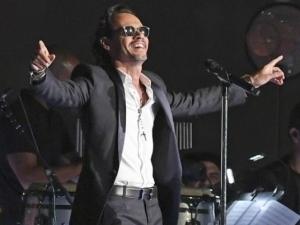 Marc Anthony festeja su cumpleaños con JLo