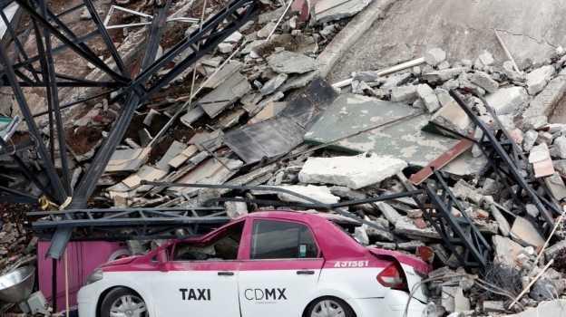 CDMX abre albergues para damnificados por sismo