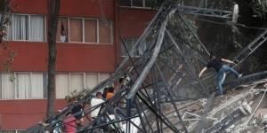 Recuento de daños en la Ciudad de México por sismo