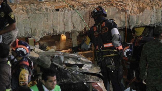 Rescate de víctimas implica a una gran cadena de personas: Topos México