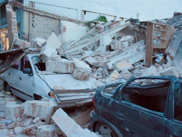 UNAM: Ruptura en Placa de Cocos causó sismo del 19 de septiembre