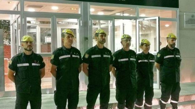 España envía a México equipo militar de emergencias tras sismo