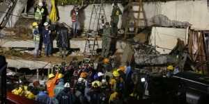 Segundo día de rescate, tras sismo del 19 de septiembre