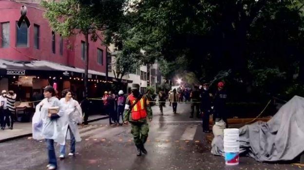 Cientos de inmuebles que no colapsaron en CDMX tras sismo quedaron inhabitables