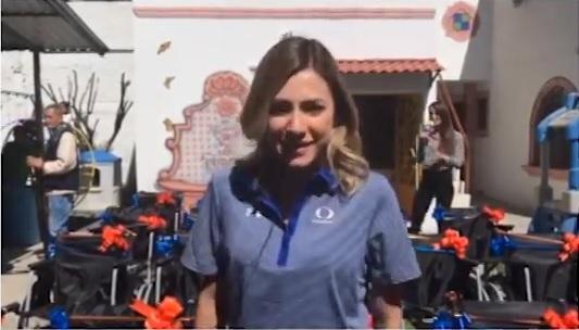 Edna Monroy invita a conocer la labor de Gol por México
