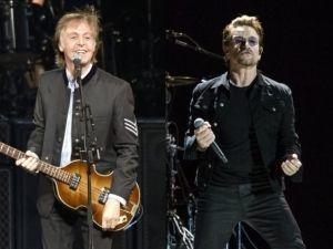 ¡Paul McCartney y U2 vendrán a México para ayudar!