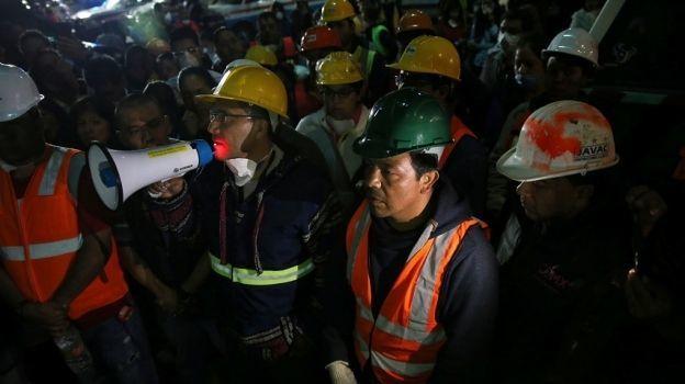 Mancera: Nuevo sismo no ha causado afectaciones mayores en la CDMX