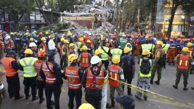 Varios sismos sacuden Oaxaca; CDMX percibe el primero