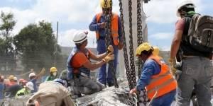 Suman 305 personas fallecidas por el sismo del 19 de septiembre