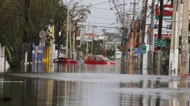 Puerto Rico califica a 'María' como la peor catástrofe de su historia