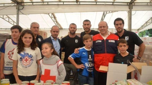 Cruz Roja pide a ciudadanos mantener apoyos a damnificados de sismos