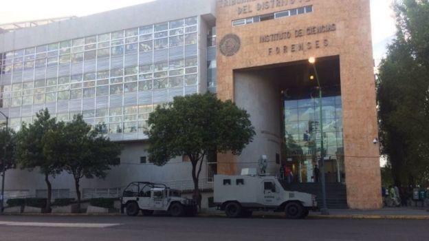 Entregan 78 de 79 cadáveres ingresados al Instituto de Ciencias Forenses