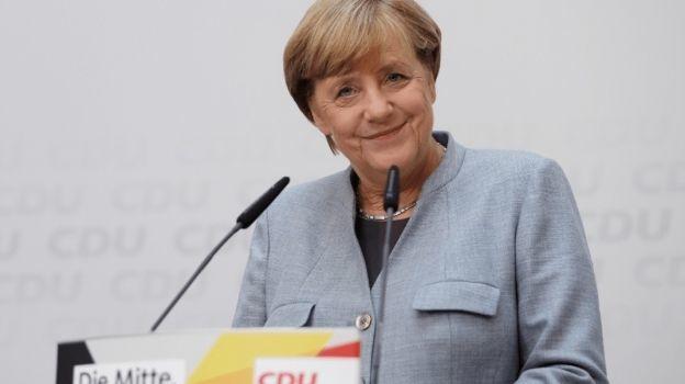 Escrutinio confirma la victoria de Merkel en Alemania