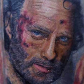Estos fans sí que llevan tatuado a 'The Walking Dead' en la piel