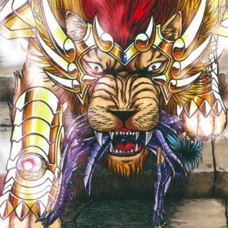 Las mascotas de Los Caballeros del Zodiaco