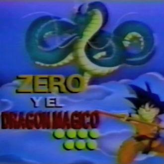 'Goku' y 'Dragon Ball' o ¿'Zero y el dragón mágico'?