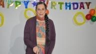 Cecilia Toussaint festejó su cumpleaños con la producción de 'Sin tu mirada'